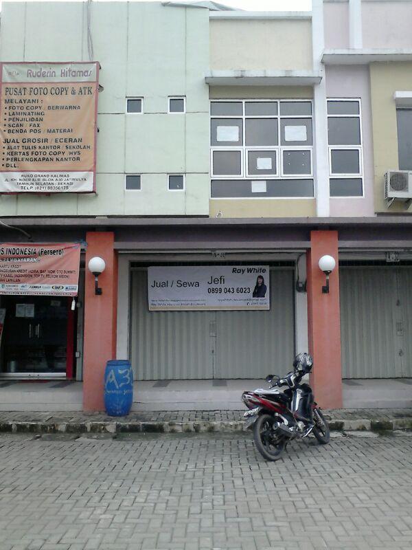 Ruko Dijual di Grand Kalimas,  Bekasi Timur