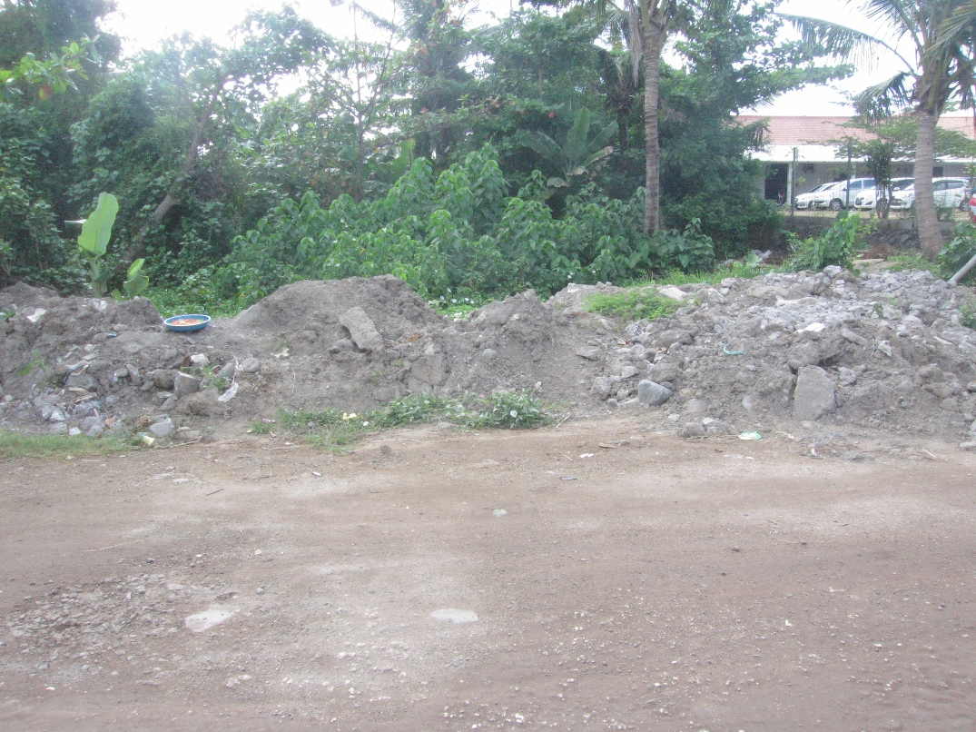 24.80 Are of Leasehold Land for sale in Nakula Kuta