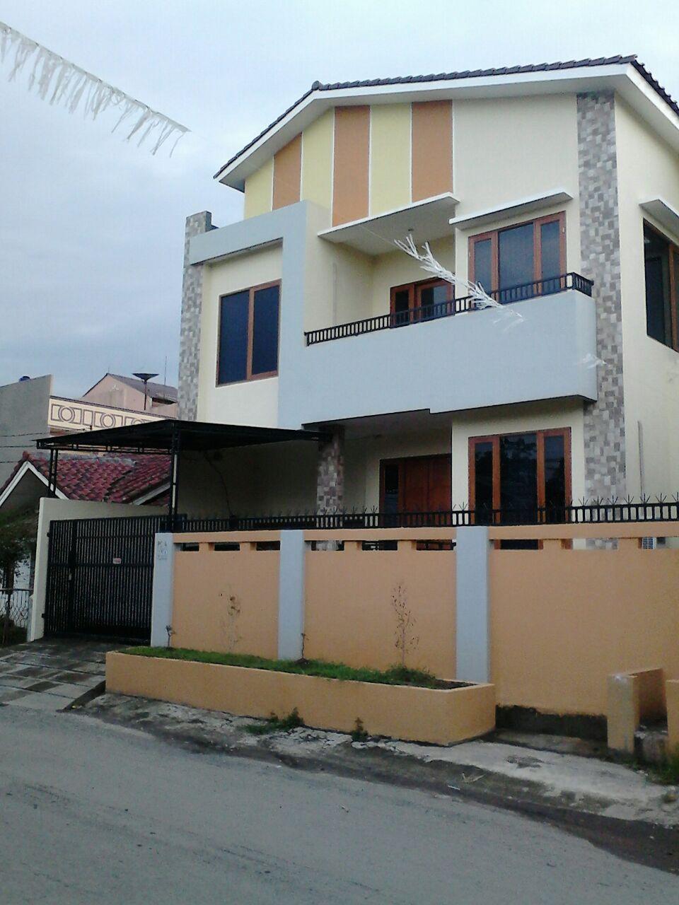 Rumah Dijual Baru Renovasi di Jalan Alamanda, Harapan Indah, Bekasi Barat