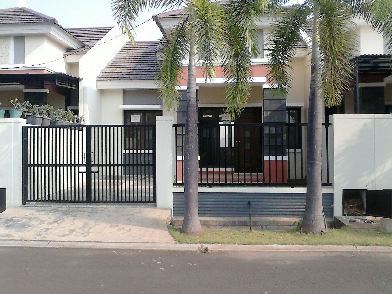 Rumah Dijual Baru di Cluster Aralia, Harapan Indah, Bekasi Barat
