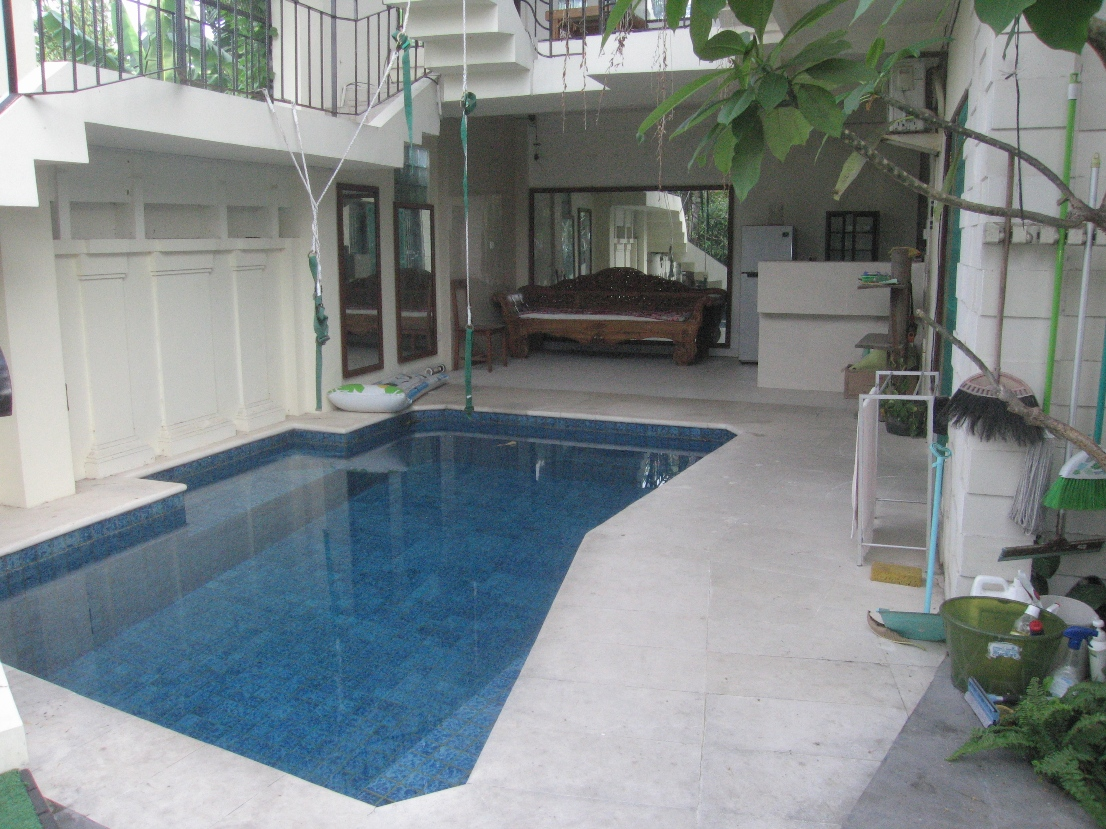 Villa Rental 3 Bedroom In Gunung Lumut , 7 Minute Drive To Seminyak
