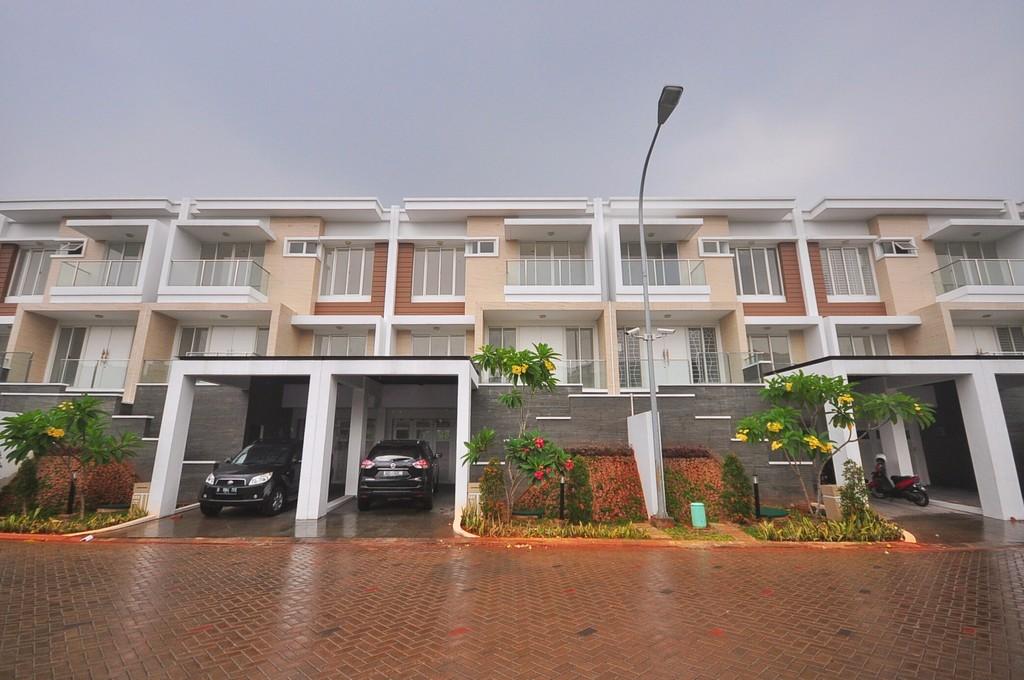 Rumah Tinggal Di Kemayoran - Jakarta Pusat