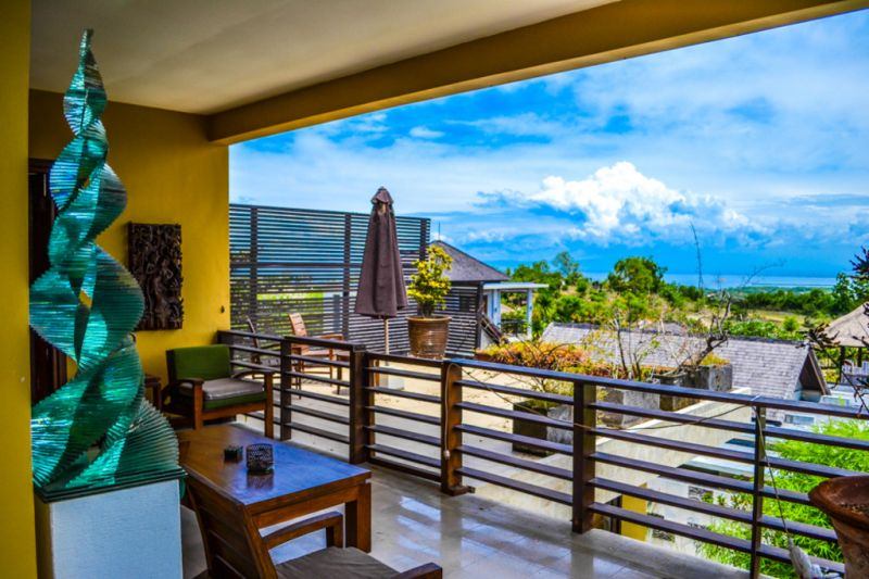 Beautiful ocean view villa in Jimbaran