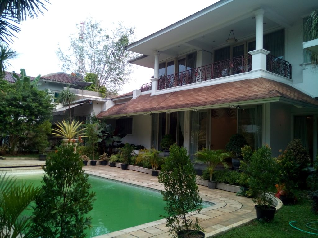 Comfortable and Beautiful House with Spa and Many Fasility