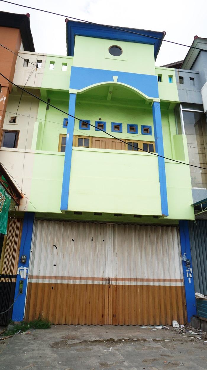 Ruko 2 Lantai Jalan Sultan Adam Banjarmasin
