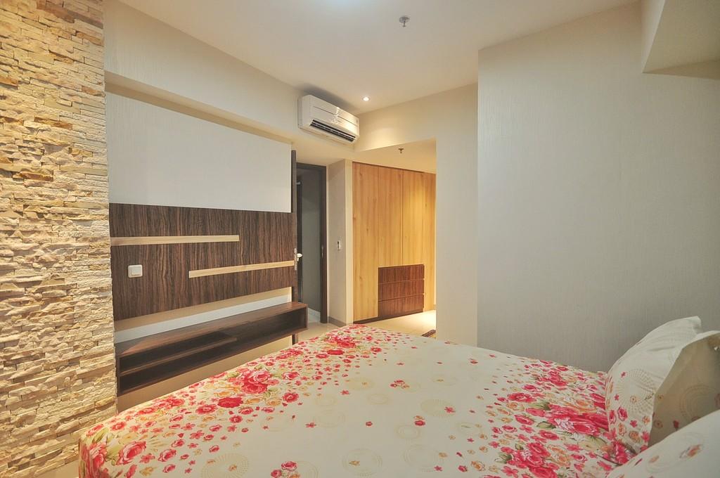 Apartemen Sherwood Regent Kelapa Gading - Jakarta Utara.