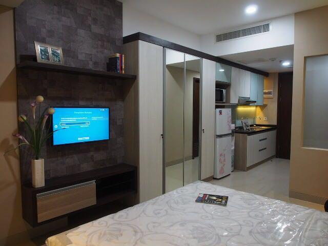 Apartemen di sewa U-Residence-Karawaci