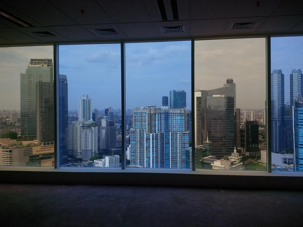 Office Space di Gedung Baru Centenial Tower- Gatot Subroto