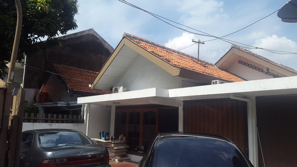 Rumah Tinggal di Jl Petojo Selatan-Jakarta Pusat