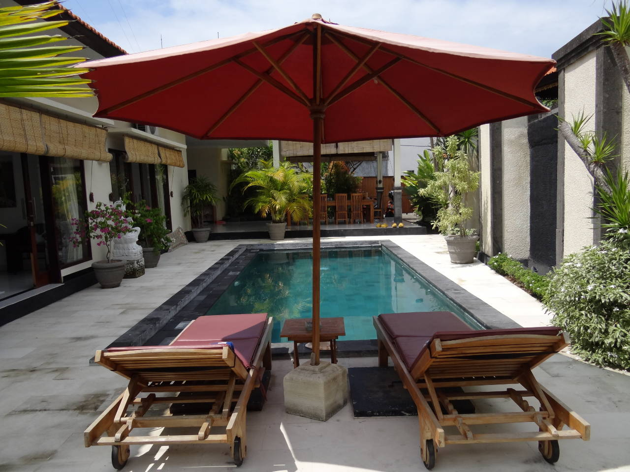 Villa For Sale Freehold  In Canggu