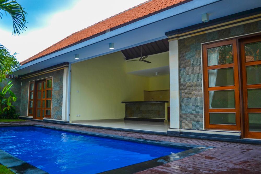 2 Villas 3 Bedroom Central Canggu