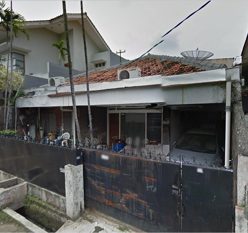 Rumah di Jl. Nipah, Kebayoran Baru, Lokasi sangat strategis dengan harga terjangkau