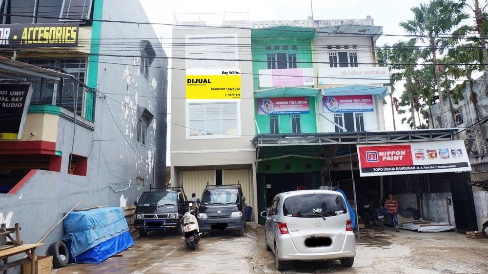 Ruko 3 Lantai Jl. A.Yani Km 7 Banjarmasin
