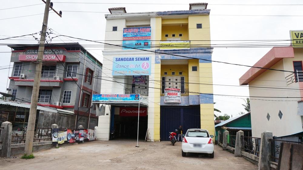 Ruko 3 Lt Jl. A. Yani Km. 7 Kertak Hanyar