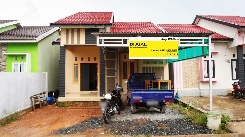 Rumah Jalan Melati Indah Komplek Bumi Melati Indah Pramuka Banjarmasin
