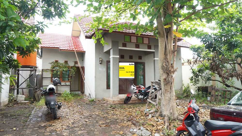 Rumah Komplek Bunyamin Permai II Banjarmasin