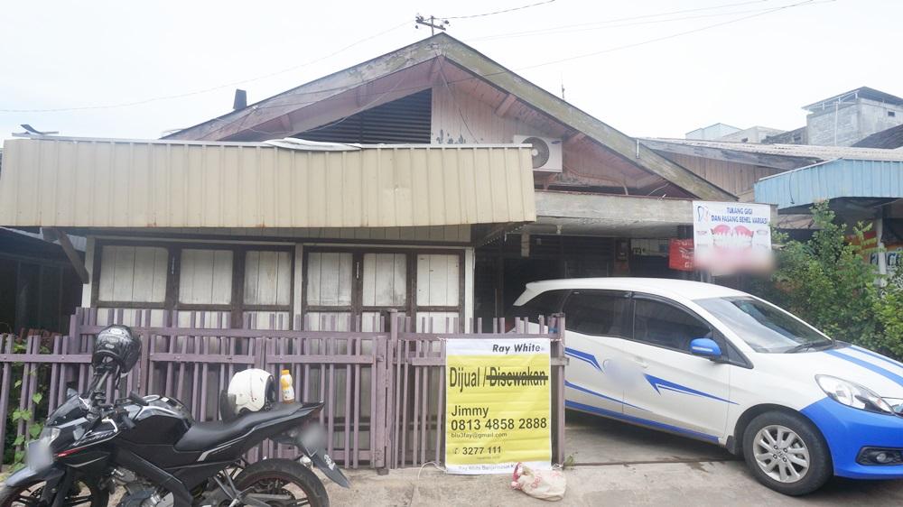 Rumah Jalan Rantauan Timur II Pekauman Banjarmasin