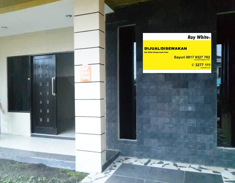Rumah Pondok Metro Kayutangi Banjarmasin