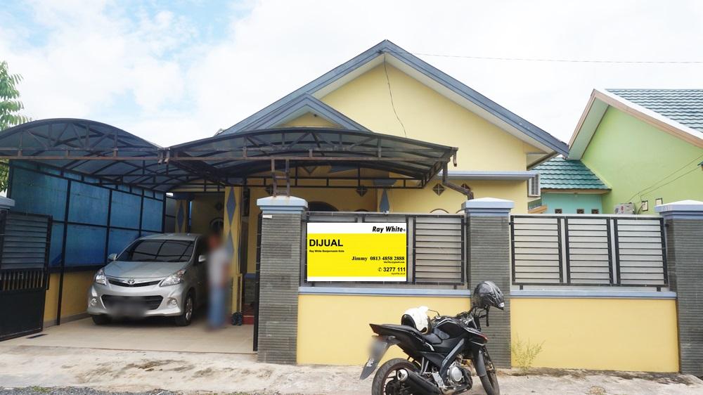 Rumah Jl. A.Yani Km 8 Komp. Ratu Asri Kertak Hanyar