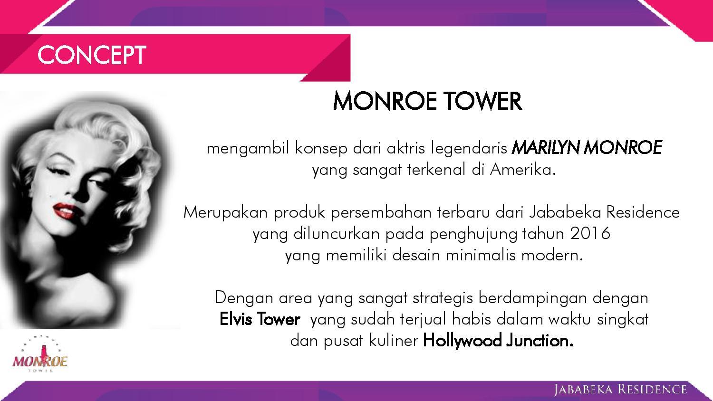 Apartemen Monroe Jababeka Cikarang - | Ray White Harapan ...