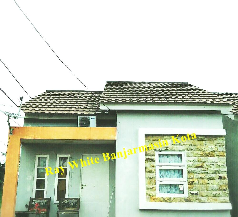 Rumah Baru De\'Padis Regency Pembina Rahayu IV Jalan Pramuka Banjarmasin