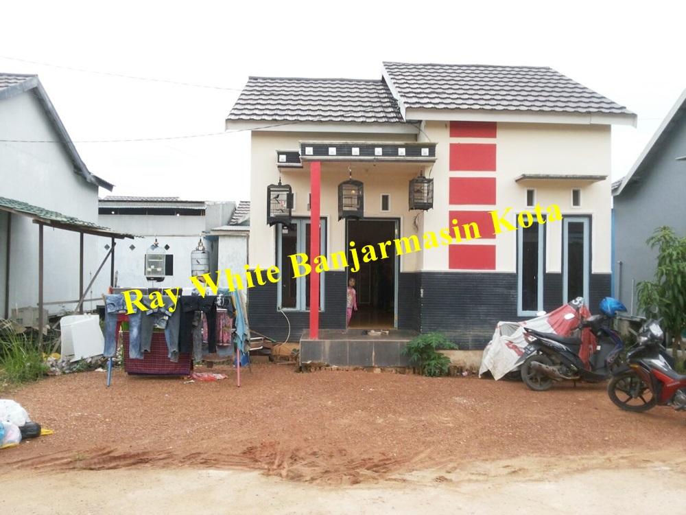 Rumah Jl. A.Yani Km 7 Mahligai Perumahan Istana Al Faza Kertak Hanyar