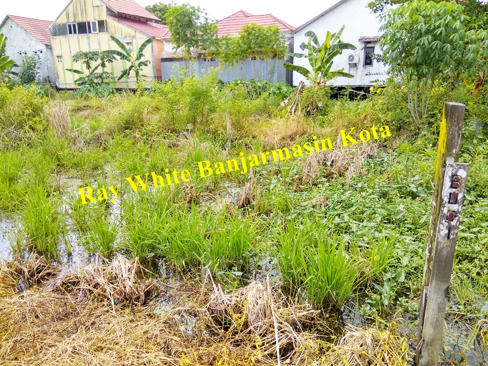 Tanah Kavling Jalan Semanda I Pramuka Banjarmasin