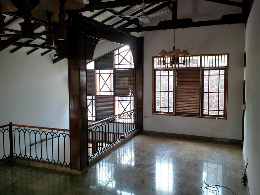 Rumah asri di kommpleks BBD Haji Nawi