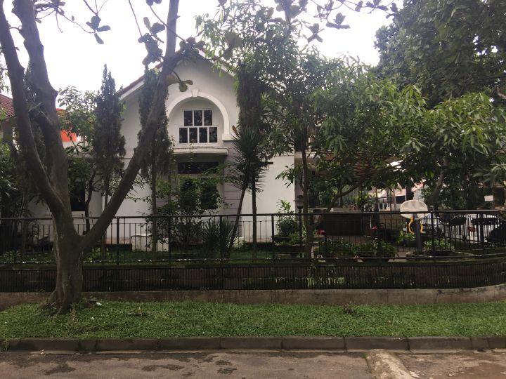 Rumah Jl Sederhana Bandung