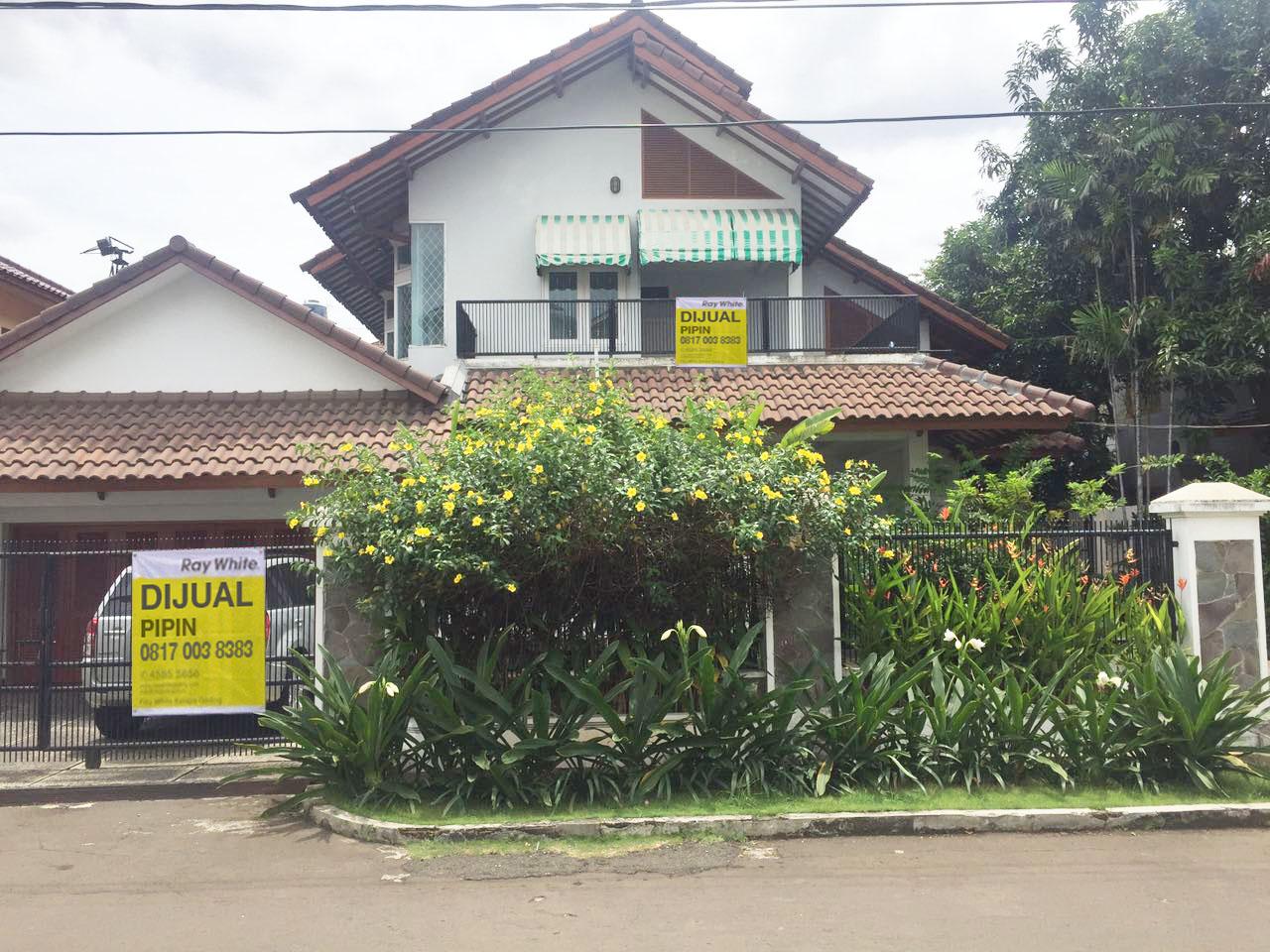 Rumah di Jual Kayu Putih-Jakarta Timur