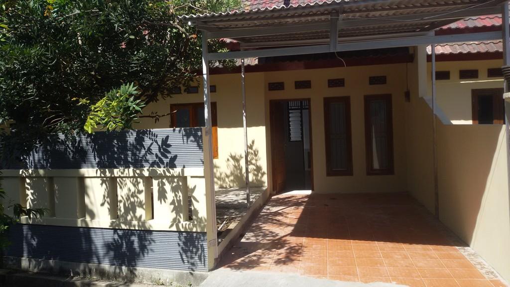 Dijual rumah baru di Vila Nusa Indah 1 Bojong Kulur. Siap huni !