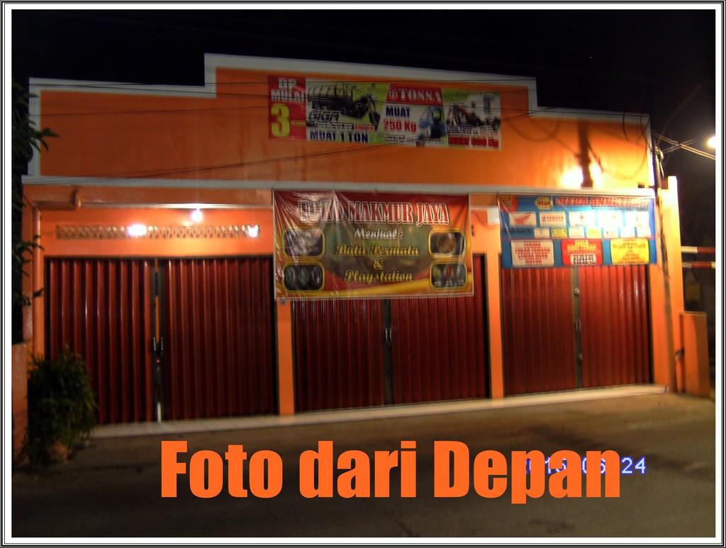 Rumah Toko Strategis di Mustika Bekasi