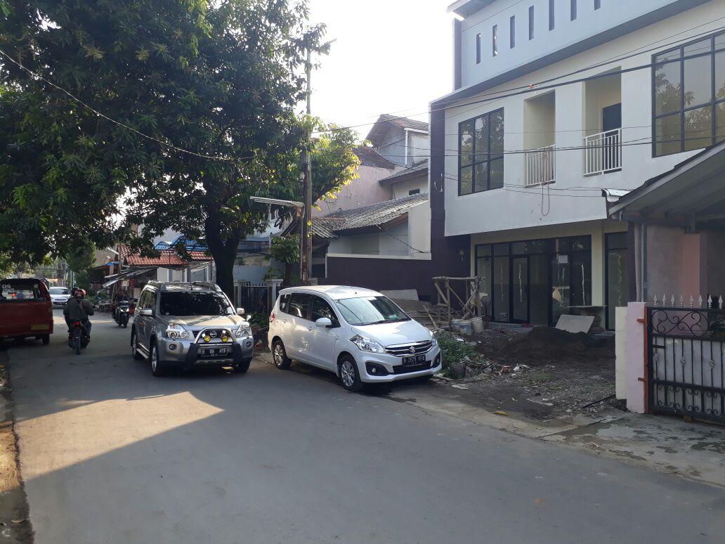 Ruko dijual di jantung kota Bekasi