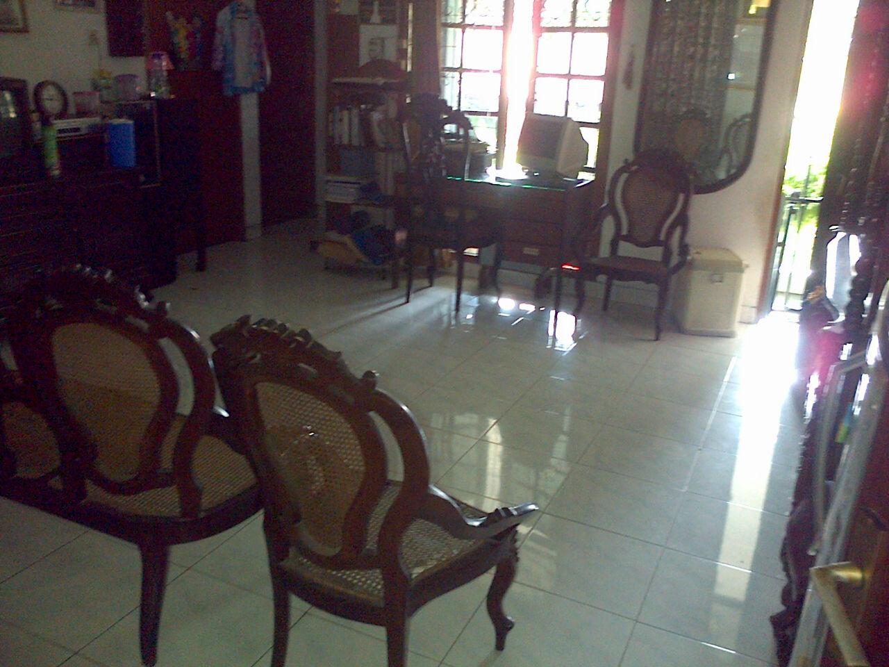 Rumah Siap Huni, kokoh dan terawat di Cipete