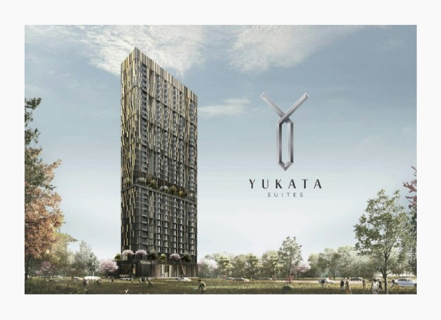 Apartemen  Baru Yukata Alam Sutra Serpong, Tangerang
