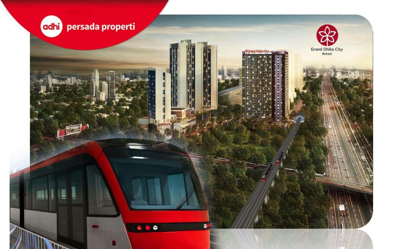 Apartemen Grand Dhika City