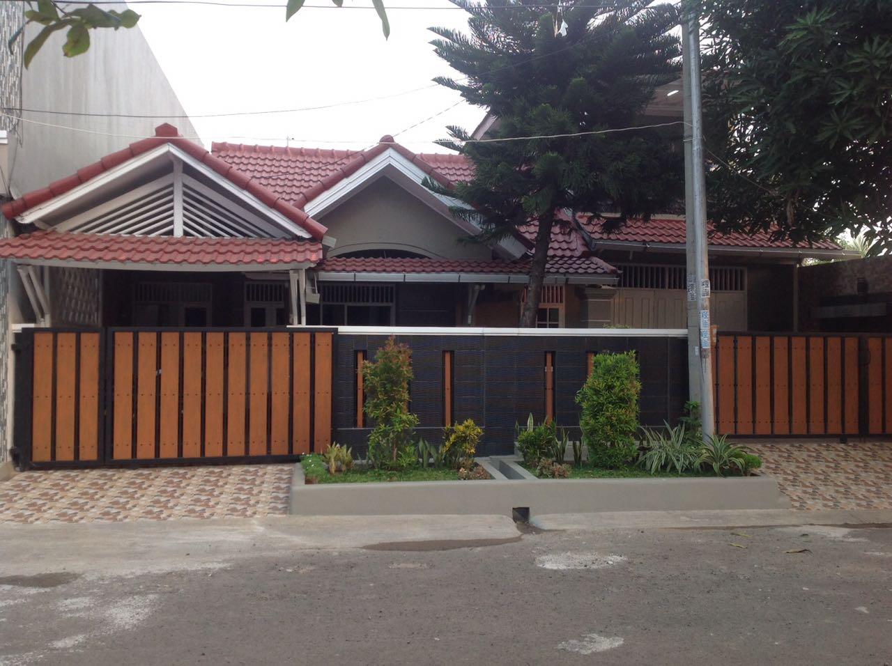 Rumah hook di Prima Harapan Regency