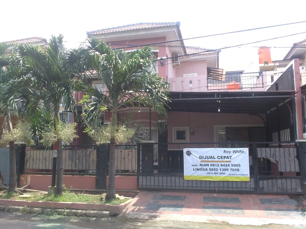 Rumah di Prima Harapan Regency