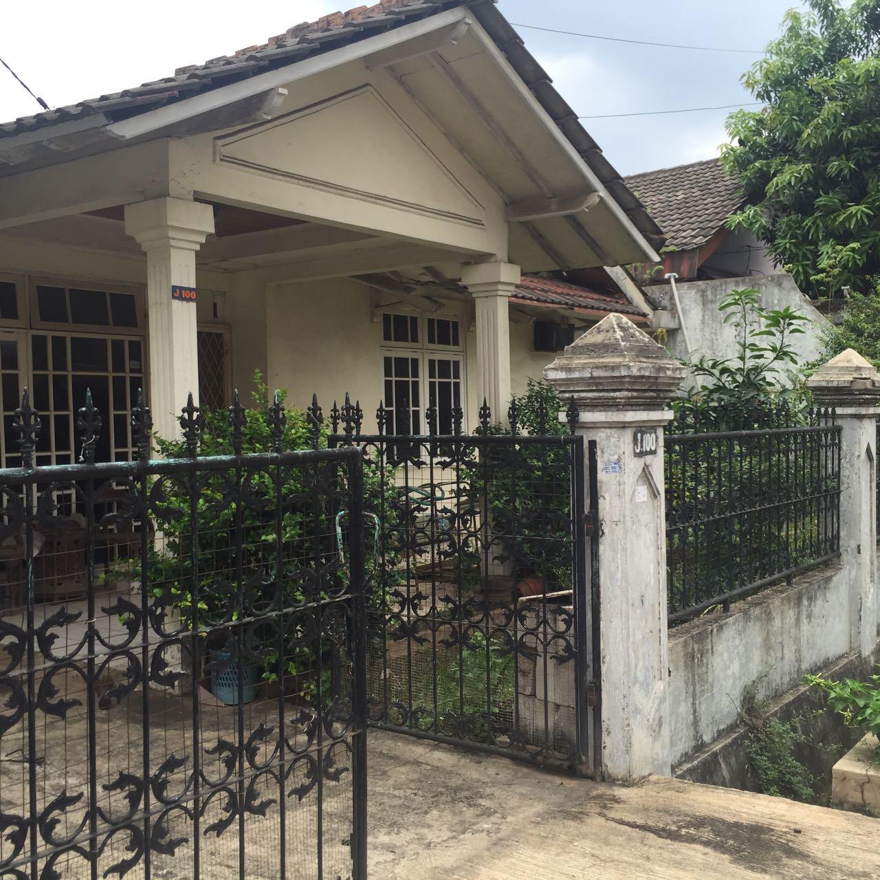 Rumah Dengan lokasi Strategis di Jatibening Baru Bekasi