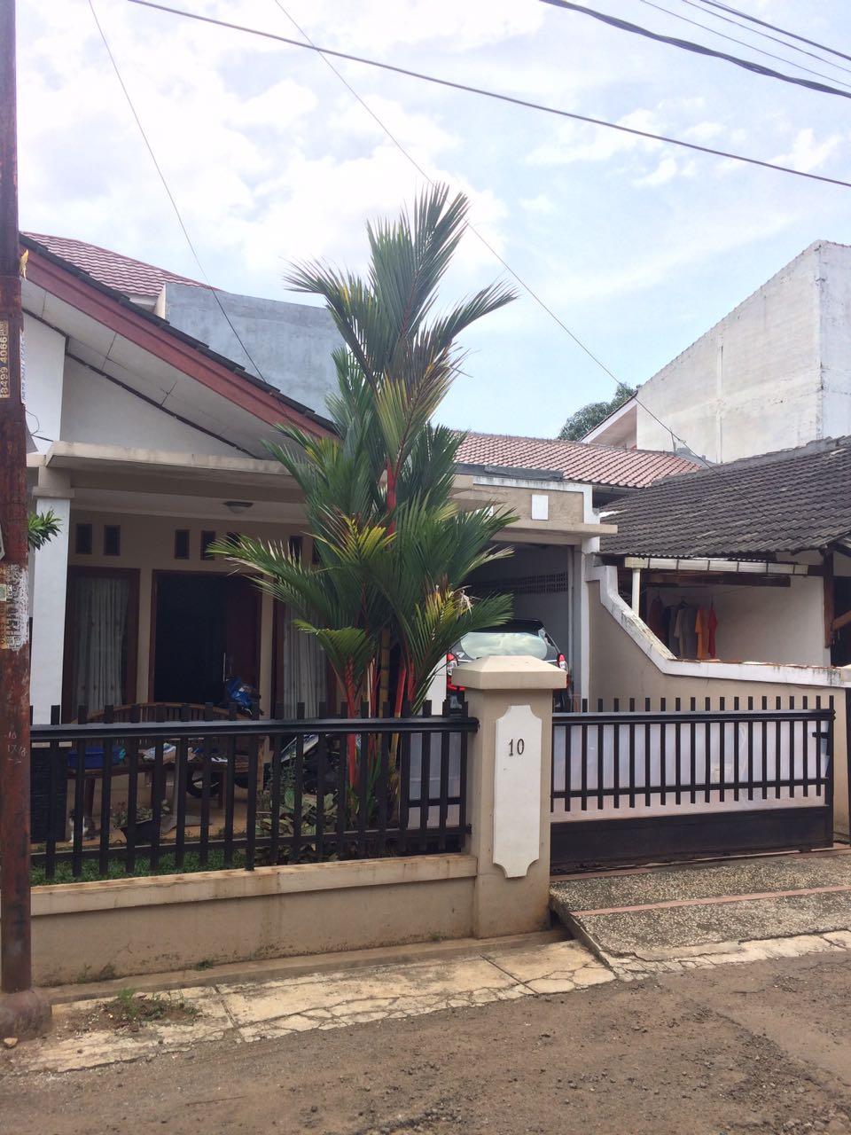 Rumah Nyaman dan luas dengan lokasi sangat strategis di Jatibening Baru Bekasi