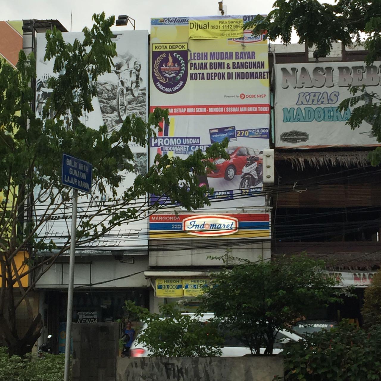 Dijual Ruko di Pusat Kota Depok