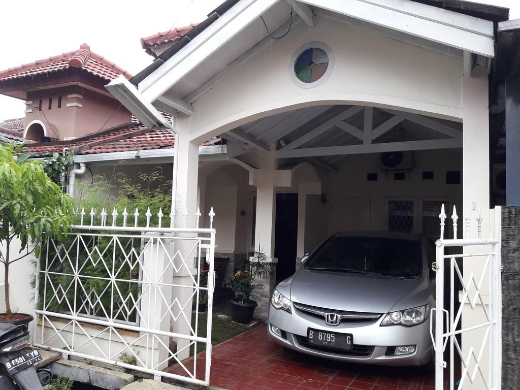 Rumah jual di Villa Galaxy