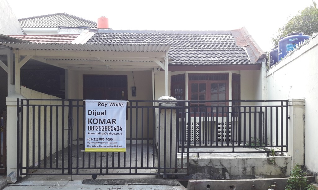 Rumah Design Minimalis di Bintaro