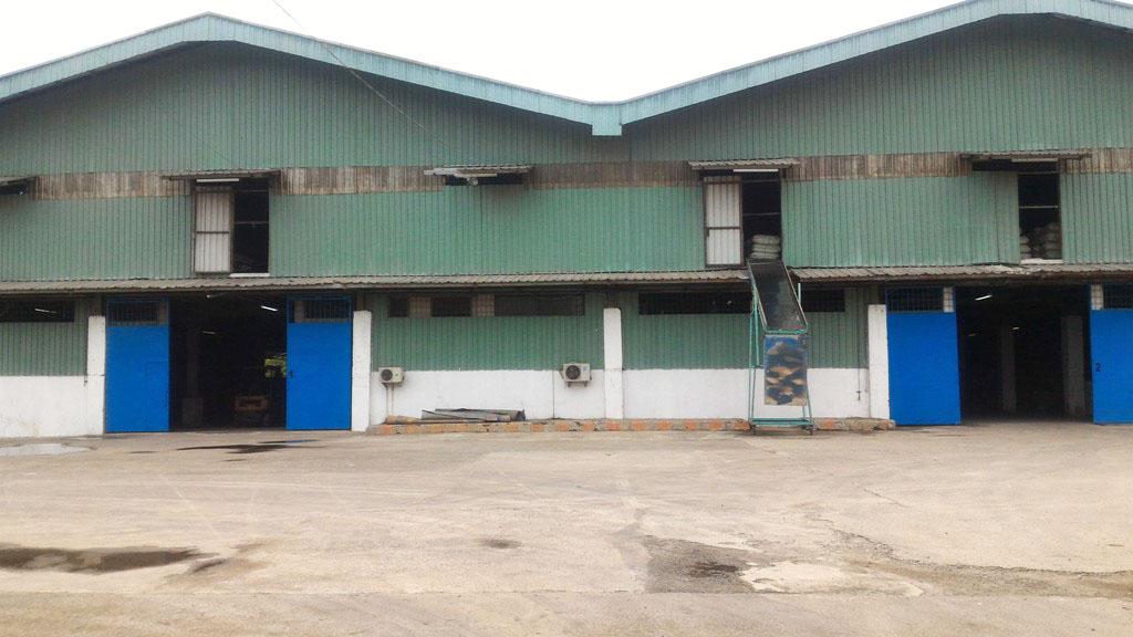 Pabrik di Jual Kav DPR-Jl Hasyim Ashari-Cipondoh-Tangerang