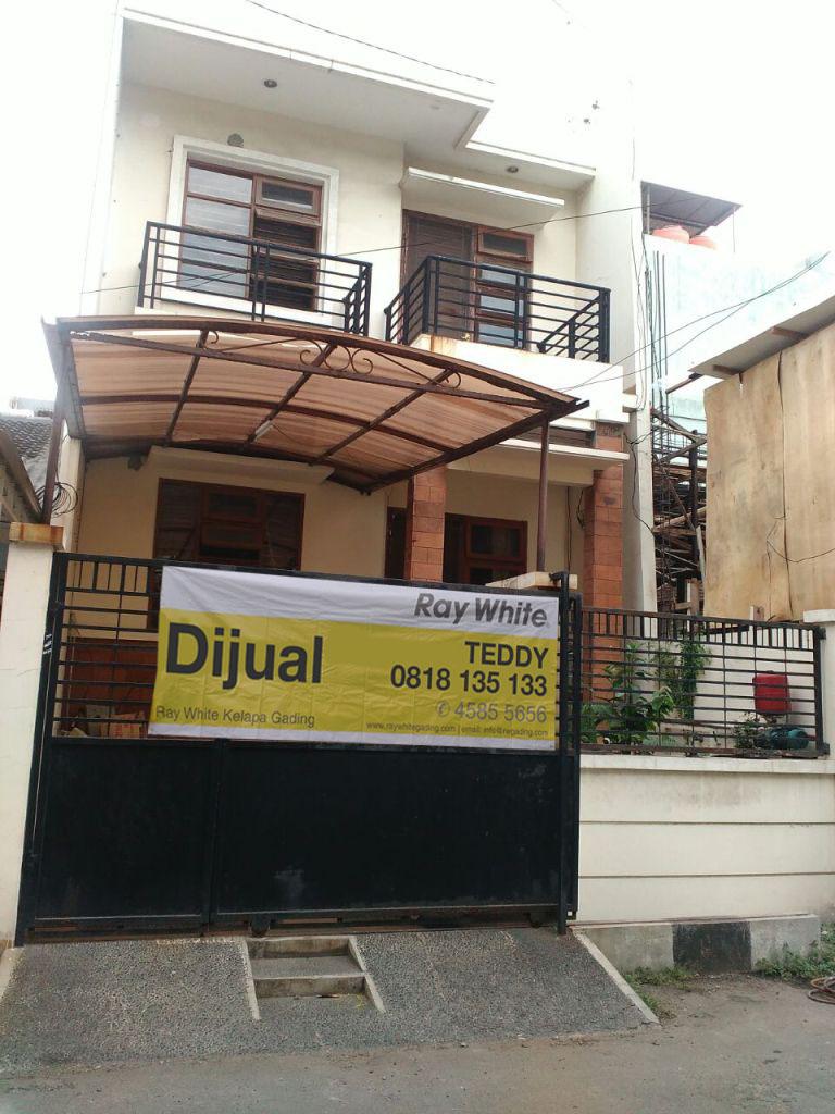 Rumah di Jual Kelapa Cengkir Barat-Kelapa Gading-Jakarta Utara