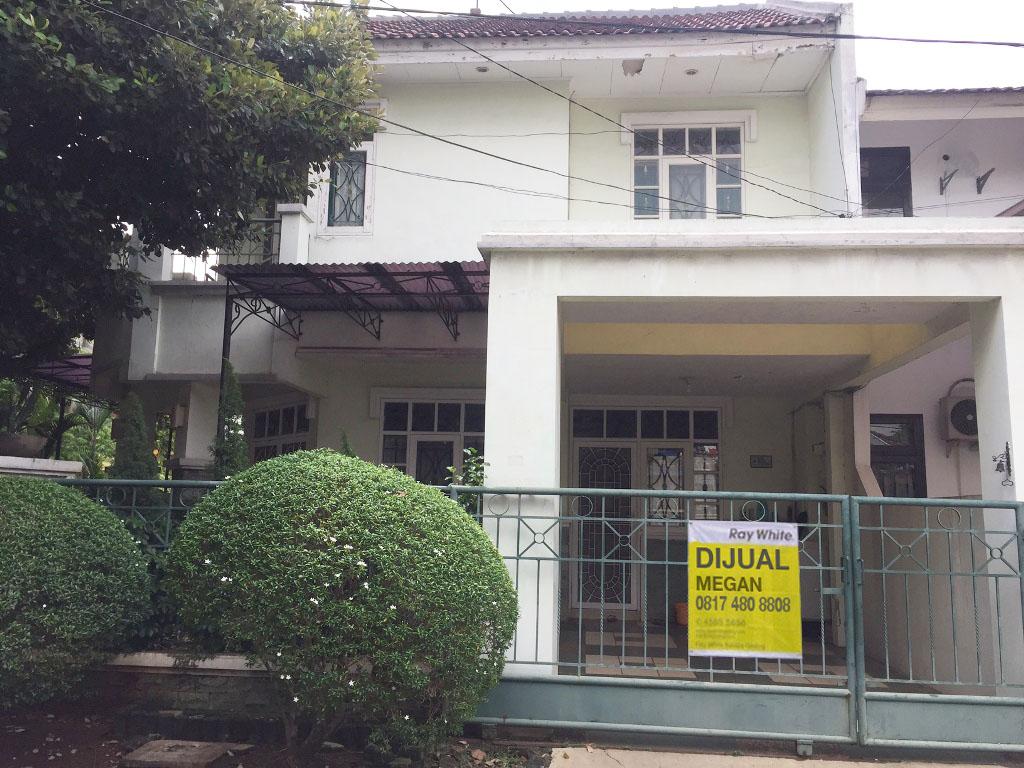 Rumah di Jual Taman Pegangsaan Indah-Jakarta Utara