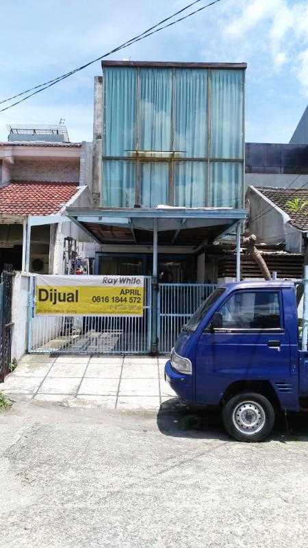 Rumah di Jual Kelapa Kopyor Timur-Kelapa Gading-Jakarta Utara