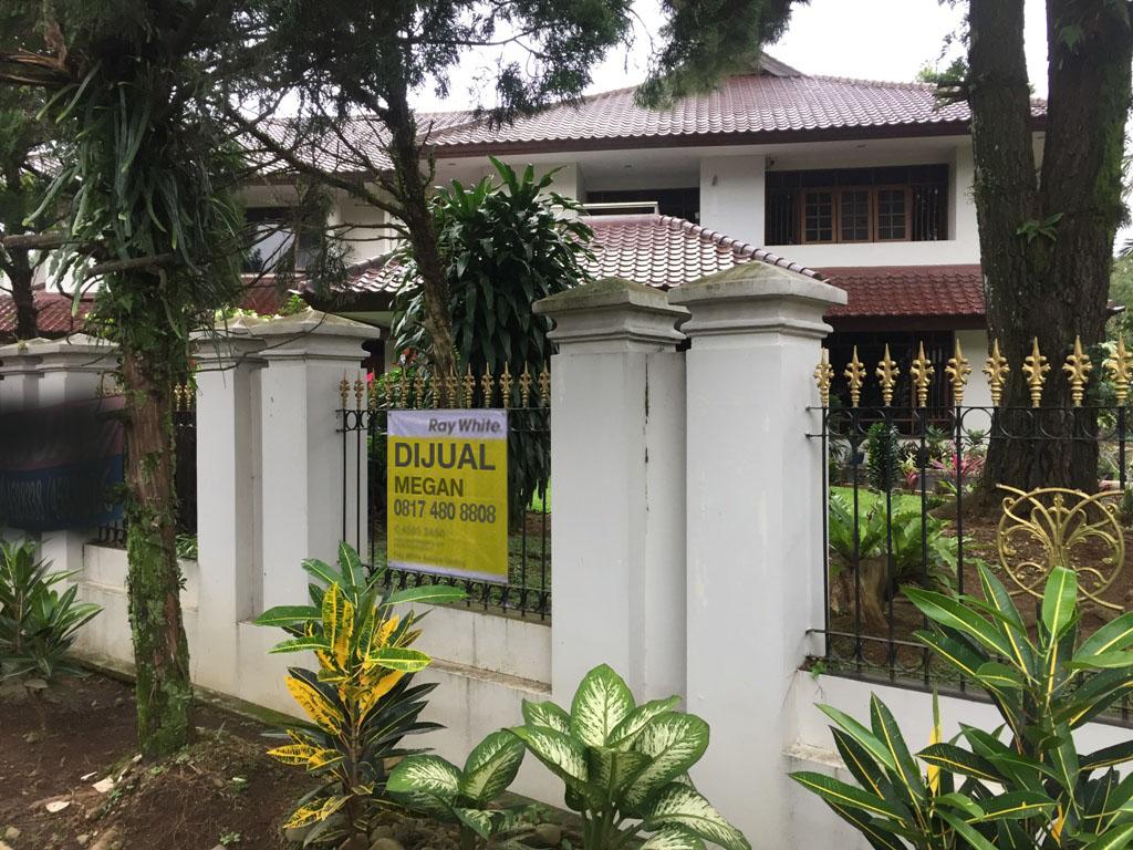 Rumah di Jual Jl Dahlia-Komp Pakuan-Bogor