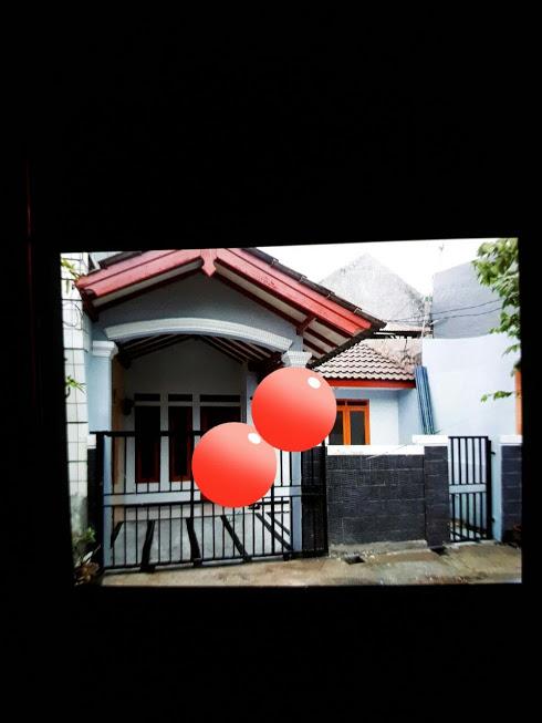 rumah dijual lokasi pup bekasi