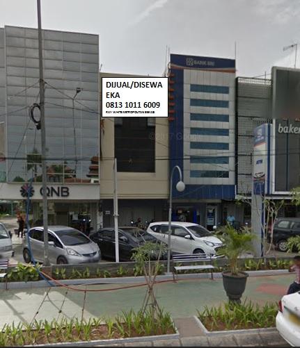Ruko Strategis di Jl Raya Ahmad Yani, Bekasi